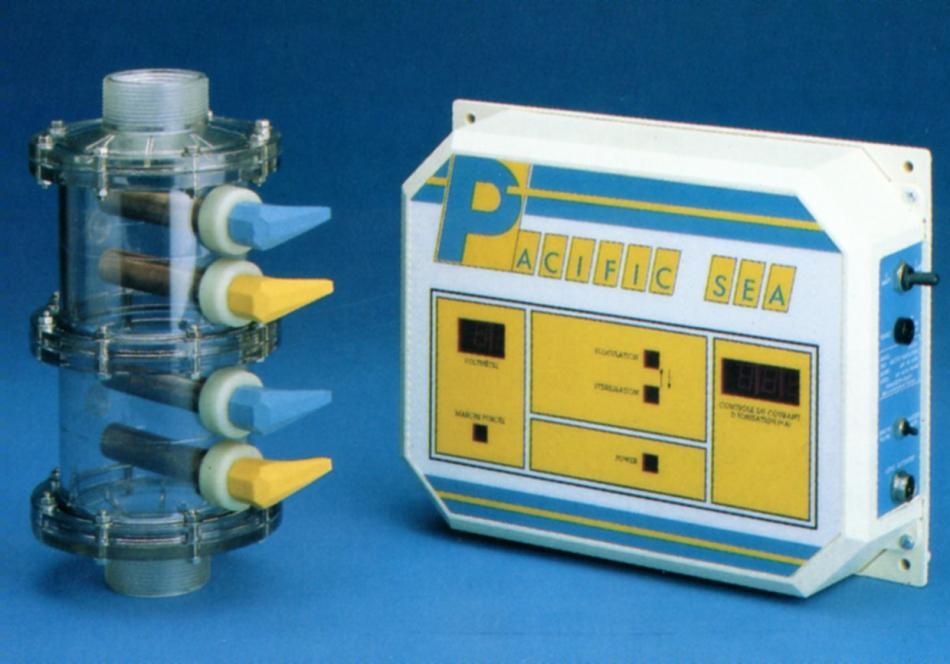 sterilizzatore pacific
