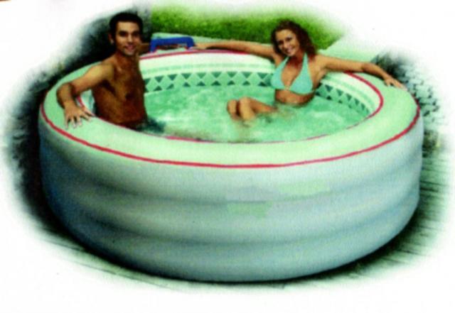 vasca idro gonfiabile